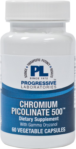 CHROMIUM PICOLINATE 500