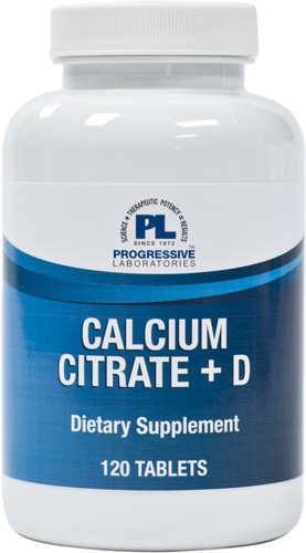 CALCIUM CITRATE + D