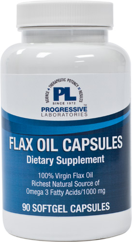 FLAX OIL CAPSULES 1000 MG.