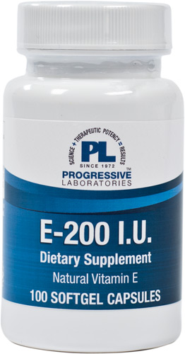 E-200 I.U. NATURAL VITAMIN E