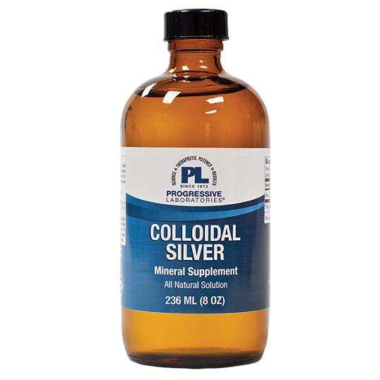 Colloidal Silver (8 oz.)