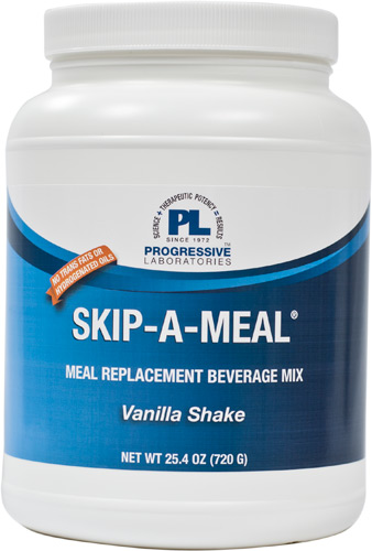 SKIP-A-MEAL VANILLA SHAKE