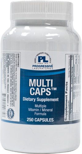 MULTI CAPS *250 COUNT*