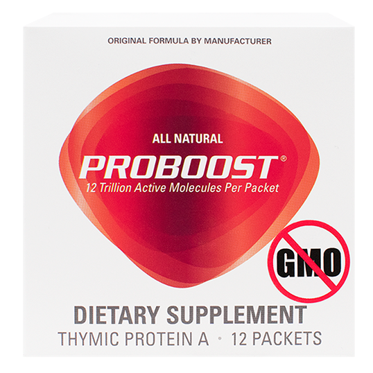 Pro-Boost Thymic Protein A - 12 pack