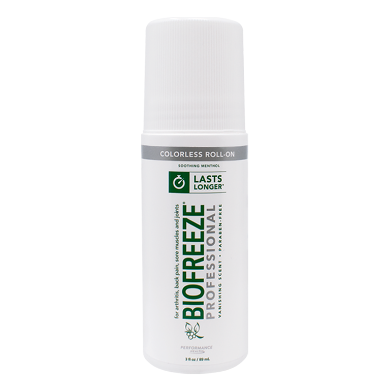 BIO FREEZE WITH ILEX (ROLL-ON)