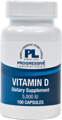 VITAMIN D 5,000IU