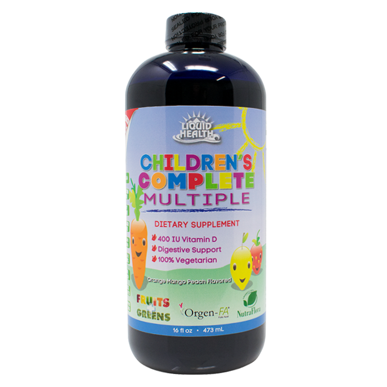 CHILDRENS COMPLETE LIQUID MULTIPLE