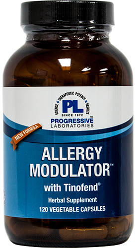 ALLERGY MODULATOR™ WITH TINOFEND®