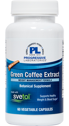 GREEN COFFEE EXTRACT WEIGHT MANAGEMENT FORMULA