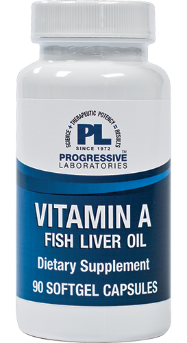 VITAMIN A FISH LIVER OIL