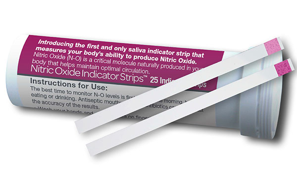 Nitric Oxide Indicator Strips