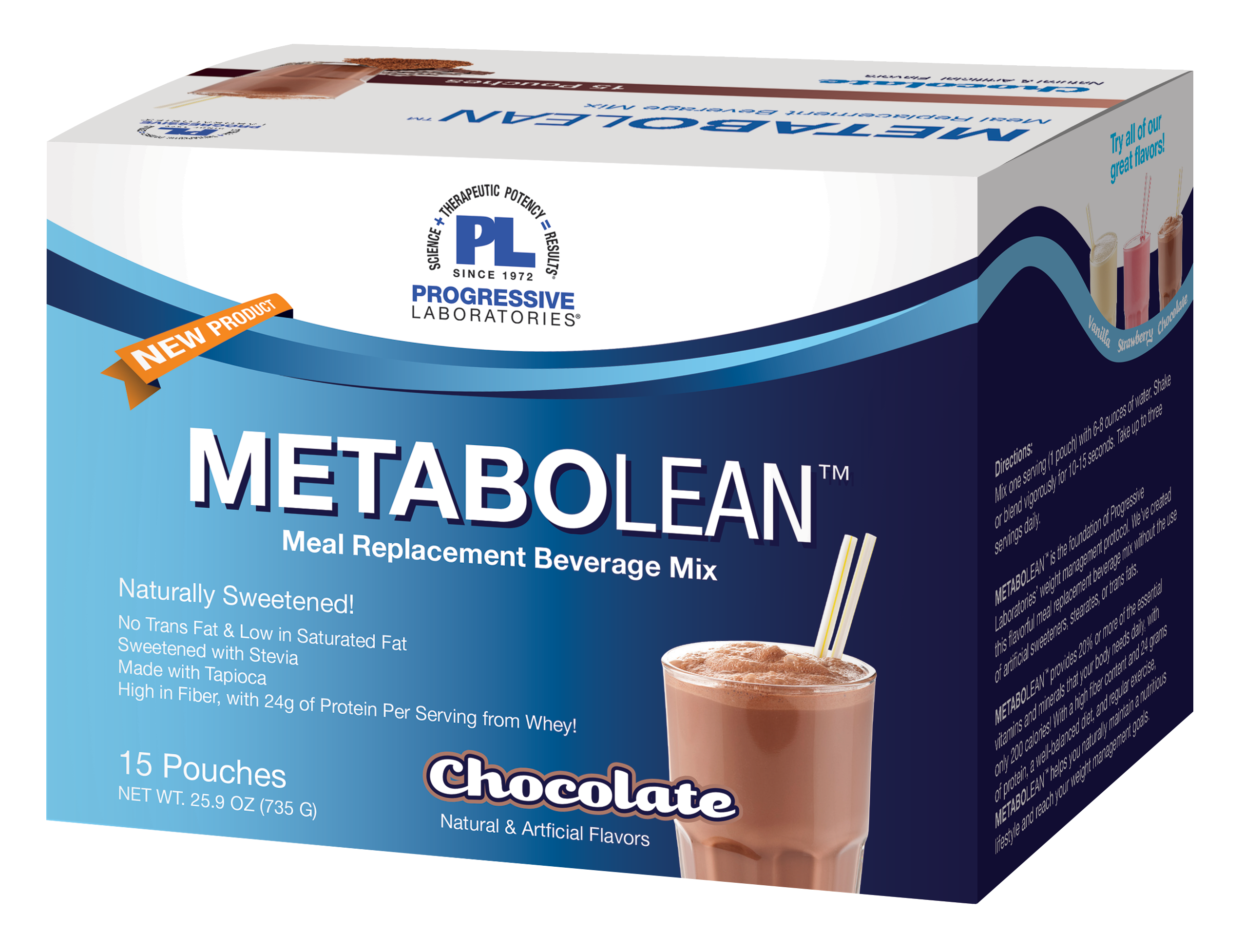 MetaboLean™ Chocolate MRP