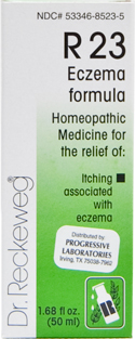 R23 RECKEWEG ECZEMA 50ML