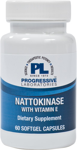 NATTOKINASE WITH VITAMIN E