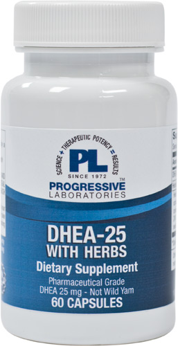 DHEA-25 with HERBS