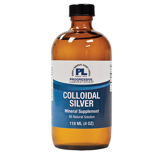 Colloidal Silver (4 oz.)