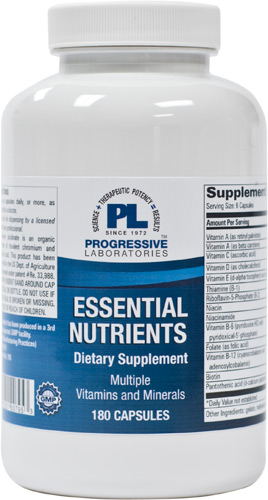 ESSENTIAL NUTRIENTS