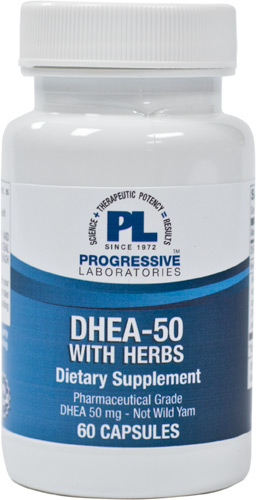 DHEA-50 with HERBS