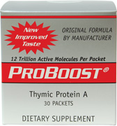 PRO-BOOST THYMIC PROTEIN A 30 PACK