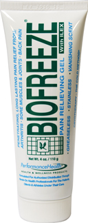 BIO FREEZE WITH ILEX (TUBE)