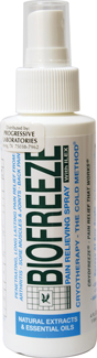 BIO FREEZE WITH ILEX (SPRAY)