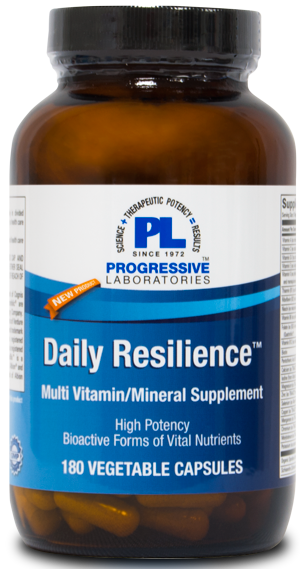 Daily Resilience bottle photo