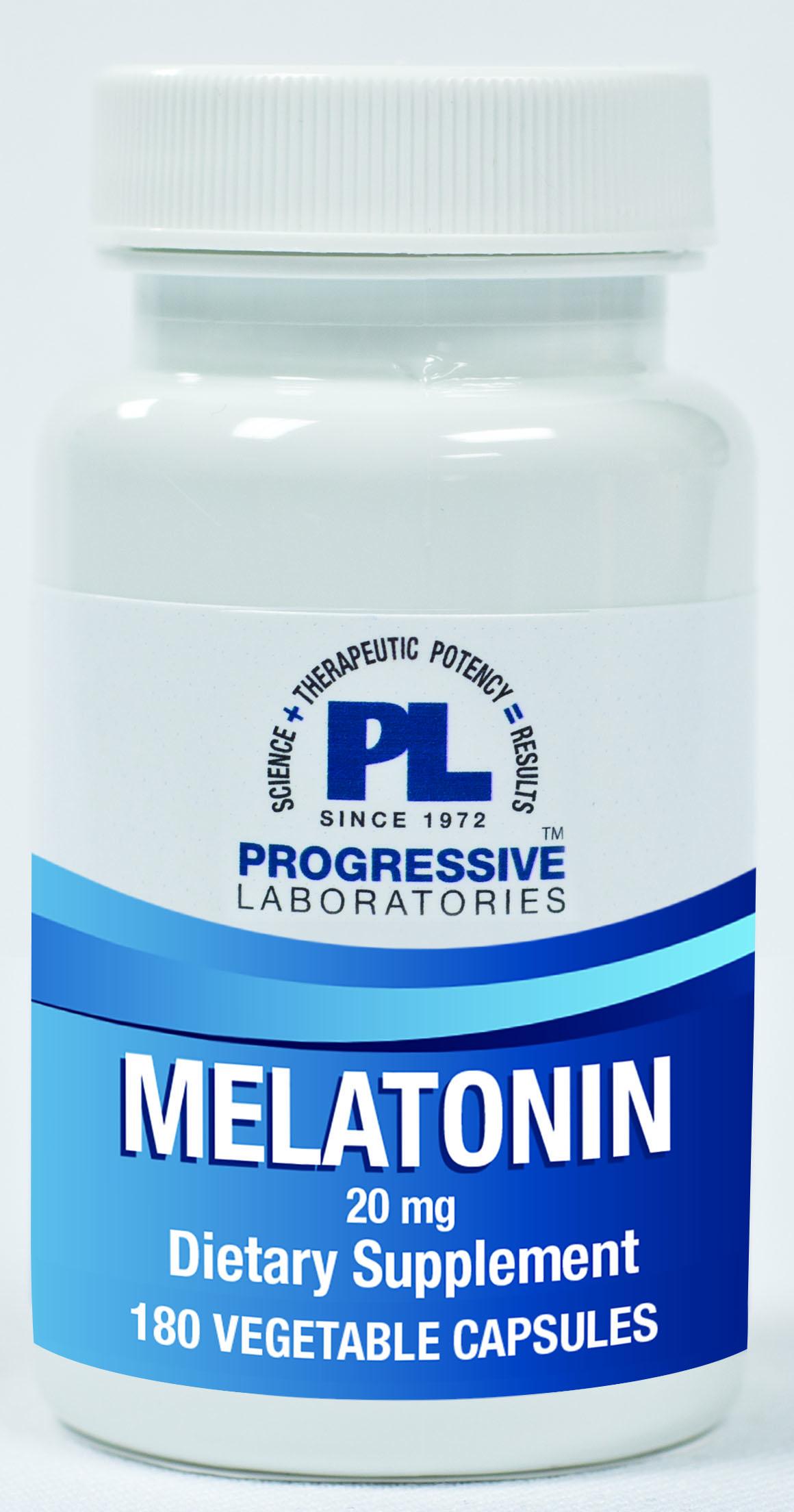 Melatonin 20 - 180 Capsules