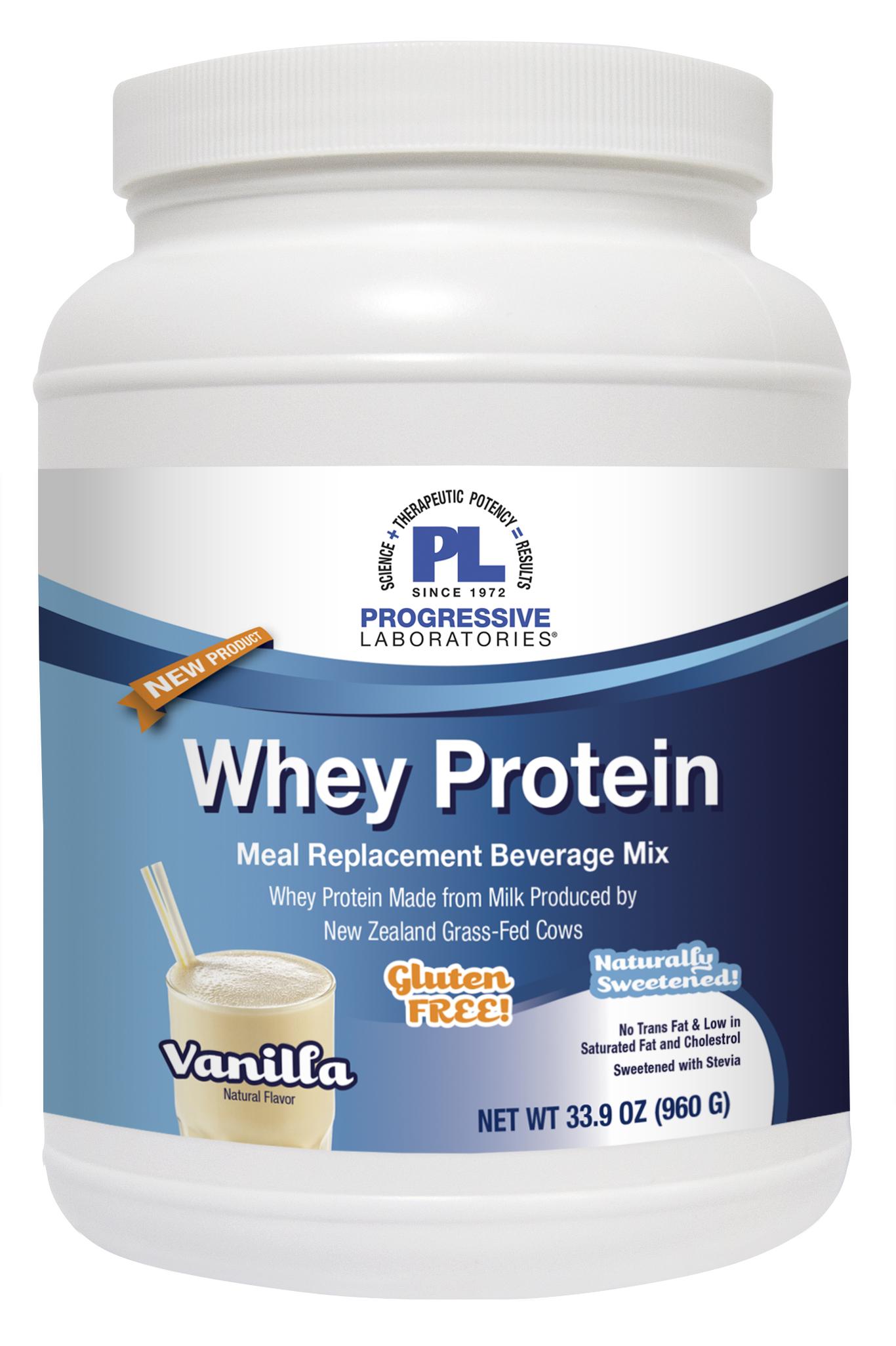 Whey Protein - Vanilla