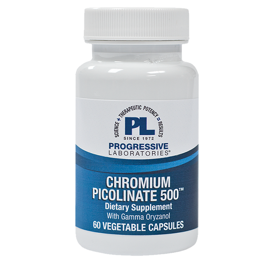 Chromium Picolinate 500