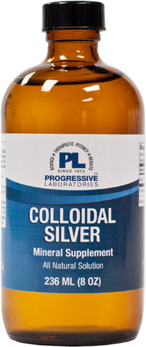 COLLOIDAL SILVER *8 OZ.*