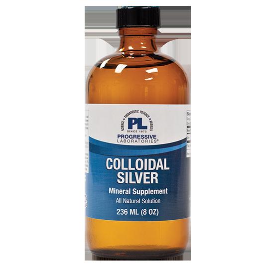 Colloidal Silver (8 oz.)