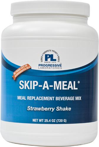 SKIP-A-MEAL STRAWBERRY SHAKE