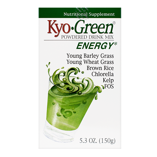 Kyo-Green Powdered Drink Mix 5.3 oz