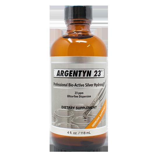 Argentyn 23-Liquid - 4 oz