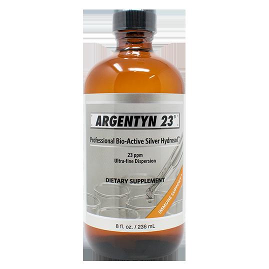 Argentyn 23-Liquid - 8 oz
