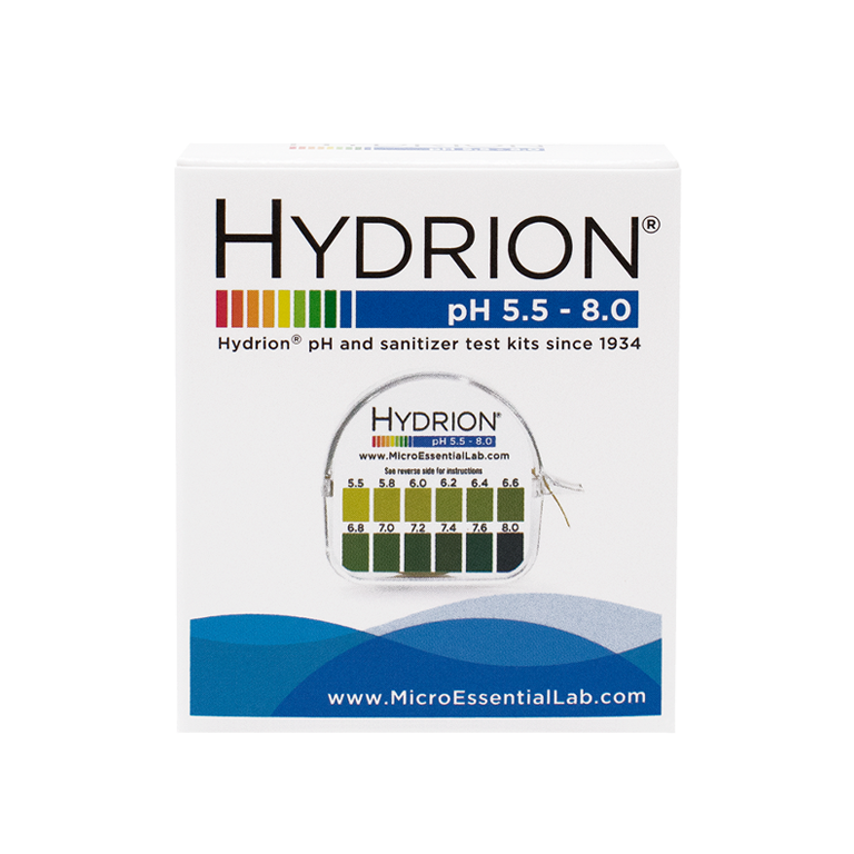 Hydrion PH Test Paper