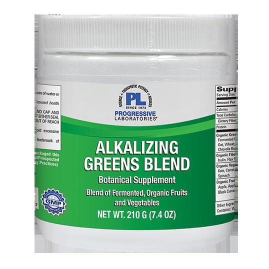 Alkalizing Greens Blend