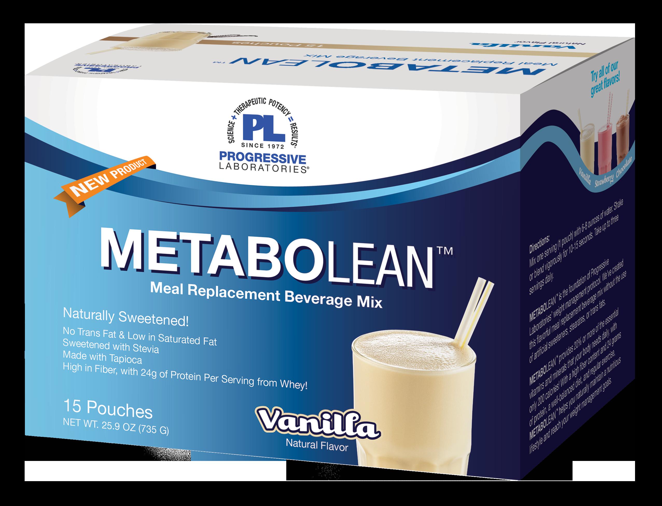 MetaboLean™ Vanilla MRP