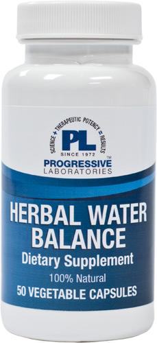 HERBAL WATER BALANCE (formerly HERBAL DIURETIC )