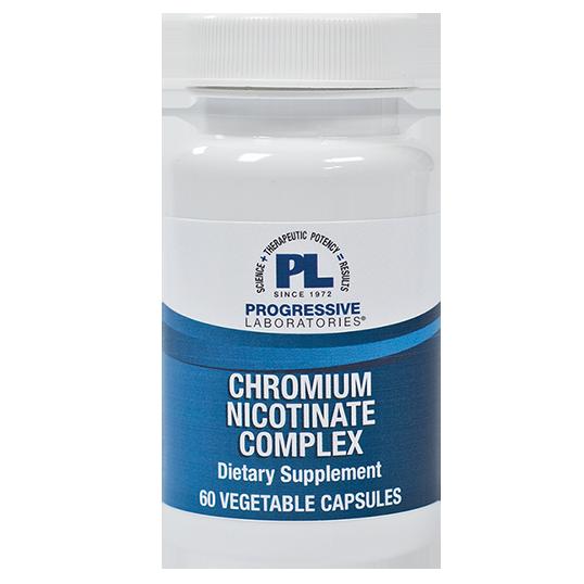 Chromium Nicotinate Complex