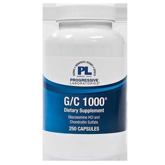 G/C 1000® (250 Capsules)
