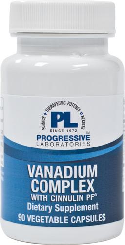VANADIUM COMPLEX WITH CINNULIN PF