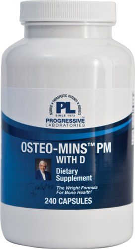 OSTEO-MINS PM WITH D