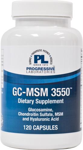 GC/MSM 3550