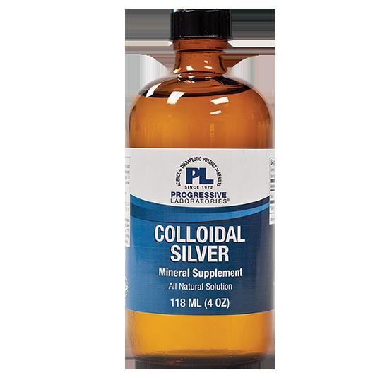 Colloidal Silver (4 oz.)