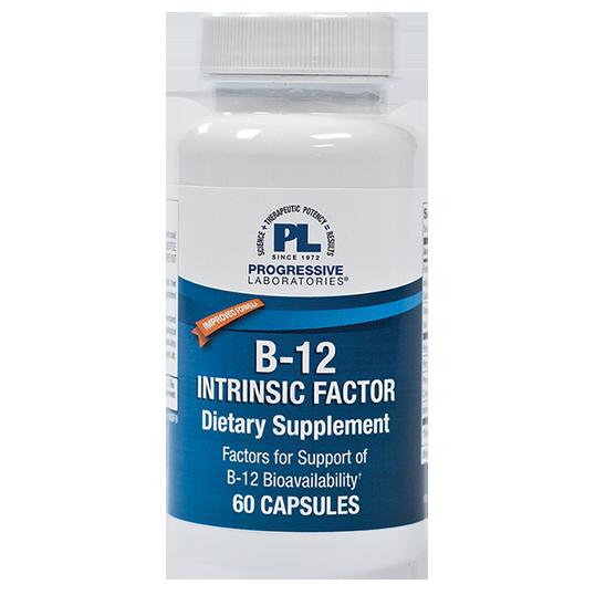 B-12 Intrinsic Factor
