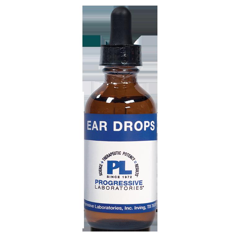EAR DROPS-TOPICAL